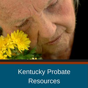 Kentucky Probate Resources