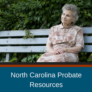 North Carolina Probate Resources