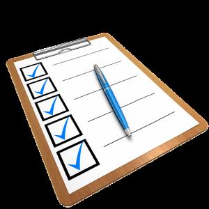 trust administration checklist